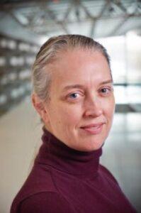 Portrait of series editor Heather Douglas