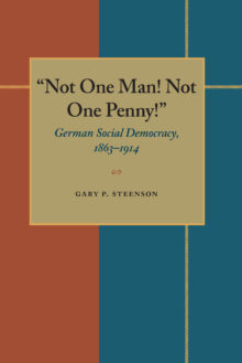Not One Man Not One Penny