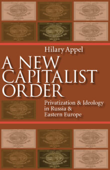 A New Capitalist Order