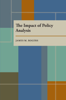 The Impact of Policy Analysis
