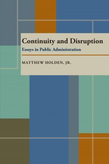 Continuity and Disruption