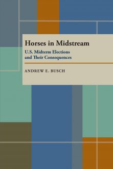 Horses In Midstream