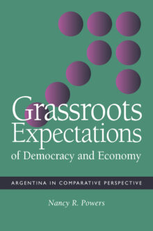 Grassroots Expectations of Democracy and Economy