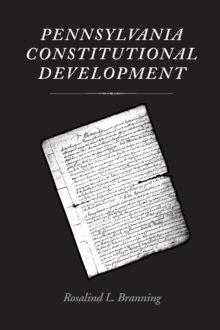 Pennsylvania Constitutional Development