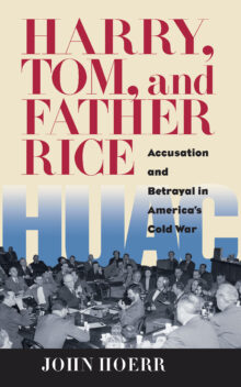 Harry, Tom, and Father Rice