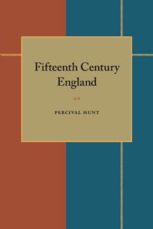 Fifteenth Century England