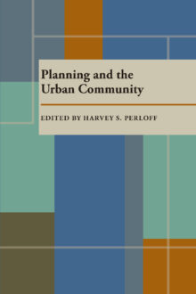Planning and the Urban Community