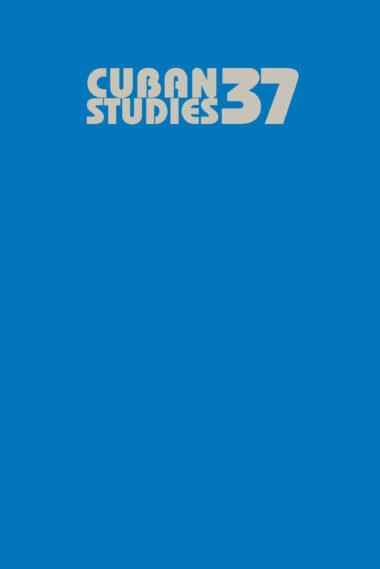 Cuban Studies 37
