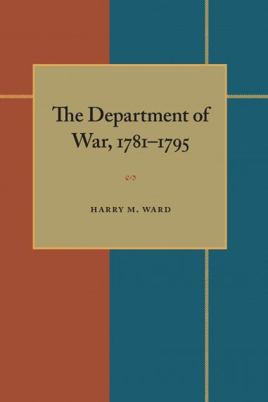 The Department of War, 1781–1795