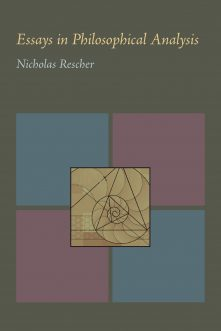 Essays in Philosophical Analysis