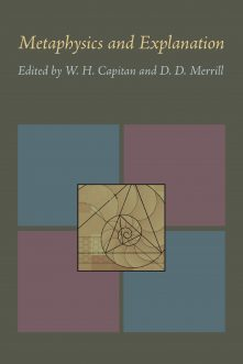 Metaphysics and Explanation