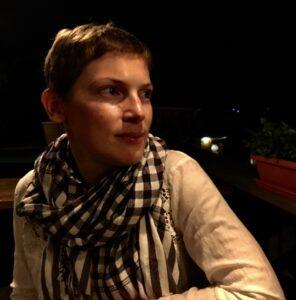 Author Photo of Laura Kolbe
