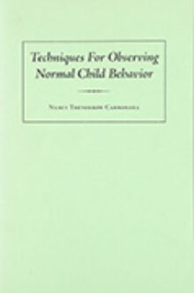 Techniques for Observing Normal Child Behavior