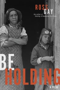 Cover of Ross Gay's Be Holding