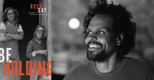 Ross Gay wins PEN America Jean Stein Book Award